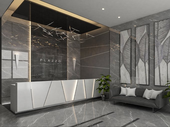 Plazzo heights Lobby