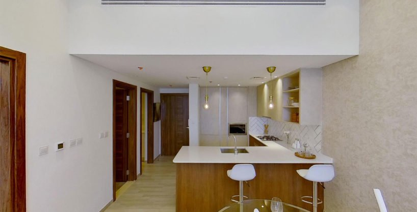 Park Vista two bedroom apartment in jvc for sale