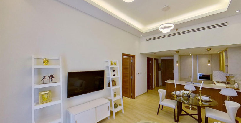 Park Vista three bedroom apartment with flexible price