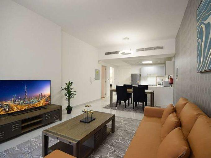 Alcove Residence at Jvc-Dubai
