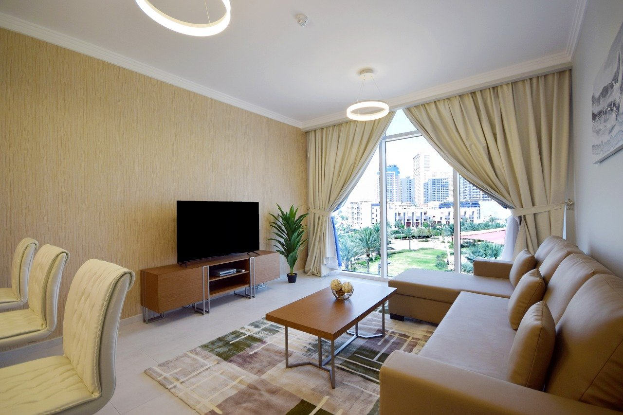 Regent Court in Jvc-Dubai