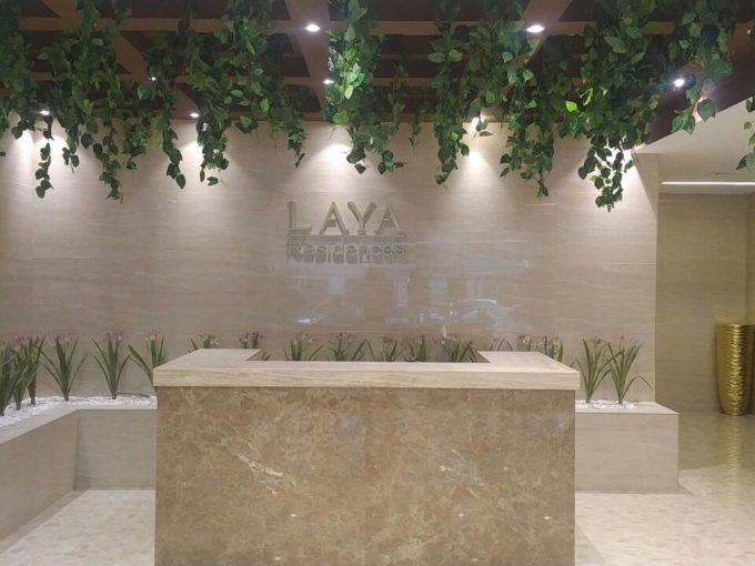 Laya Mansion with Flexible price